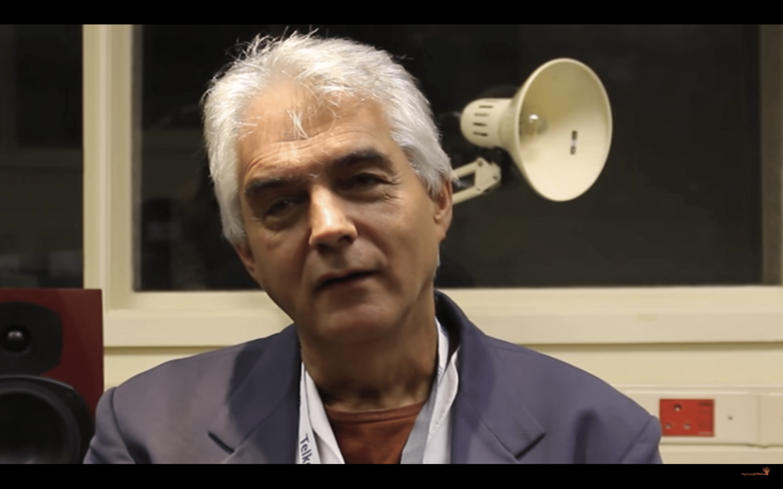 Dr Guy Berger, Director for Freedom of Expression and Media Development at UNESCO, and co-founder of the Highway Africa conference, chats to Joe Ruzvidzo on the sidelines of HA 2015.